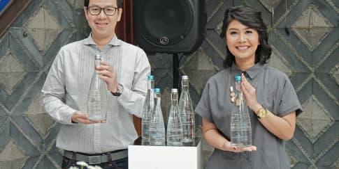 Aqua Reflections Luncurkan Desain Botol Baru