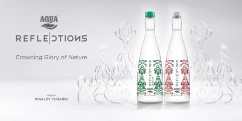 Aqua Reflections X Rinaldy Yunardi Resmi Diluncurkan