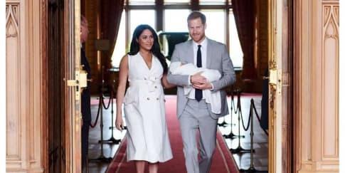 Archie, Nama Putra Pertama Pangeran Harry-Meghan Markle