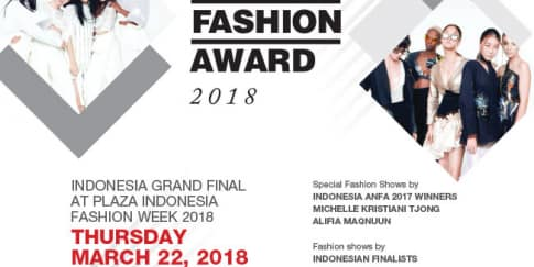 Asia NewGen Fashion Award 2018