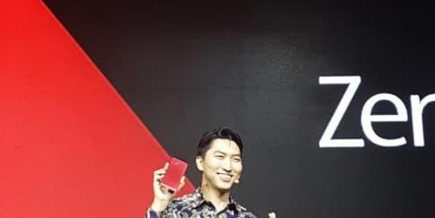 Asus Hadirkan Ponsel Pintar ZenFone 4 Selfie Series