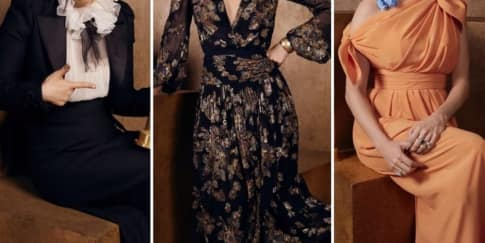 Awkwafina dan Para Peraih Golden Globe Awards 2020
