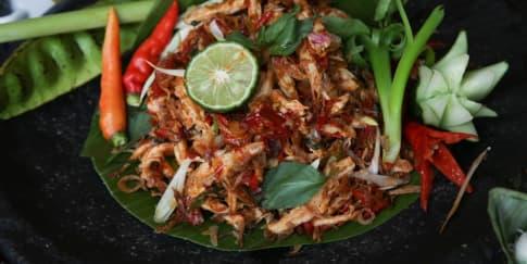 'Ayo Makan', Mencicipi Indonesia lewat Makanan Tradisi