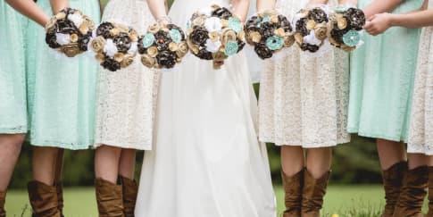 Inspirasi Bridesmaid Dress Untuk Pesta Pernikahanmu