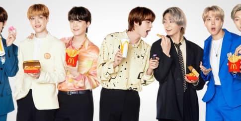 BTS Meal Hadir Di McDonalds Indonesia!