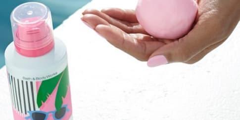 Bath and Body Works Hadirkan Sabun yang Bisa Dibentuk