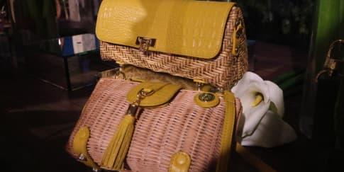 Bianti Bag: Tas Unik Dari Kecantikan Wanita Indonesia