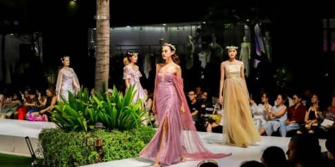Budaya Timur Jadi Gaya Busana Di Bali Fashion Trend