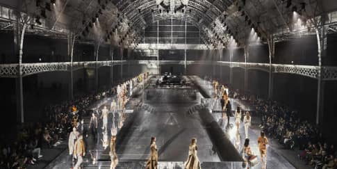 London Fashion Week SS 21 Akan Diadakan Secara Virtual