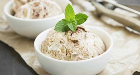 Cara Membuat Es Krim Tiramisu