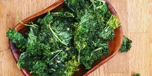 Cara Membuat Keripik Kale untuk Diet