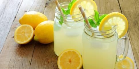 Cara Membuat Lemonade Madu