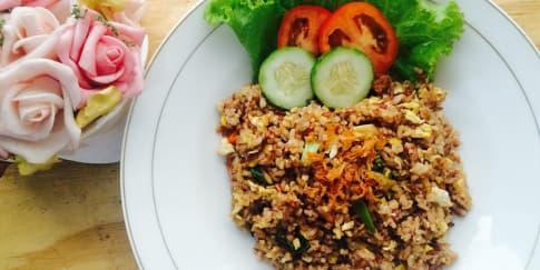 Cara Membuat Nasi Goreng Instan