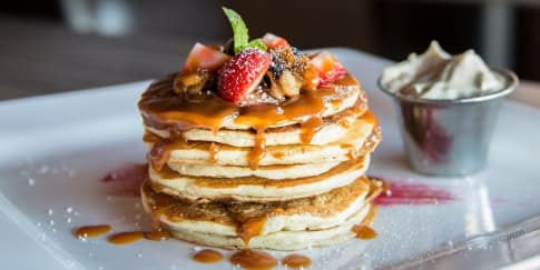 Cara Membuat Pancake Oatmeal