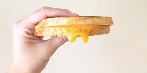 Cara Membuat Roti Panggang Grilled Cheese