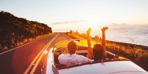 Cara Menikmati Perjalanan Mudik Bersama Pasangan