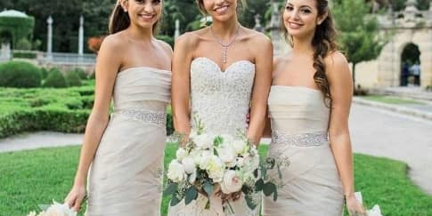 Cara Menjadi Bridesmaid yang Baik