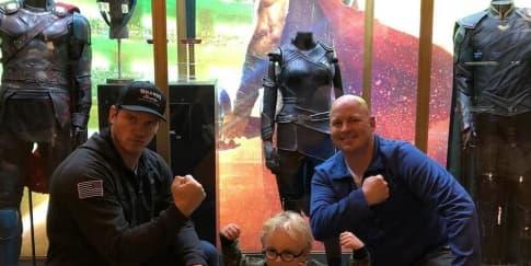 Chris Pratt Akhirnya Kembali Aktif di Instagram