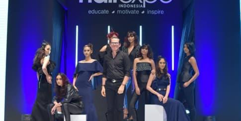 Christophe Gaillet Mengunjungi Indonesia