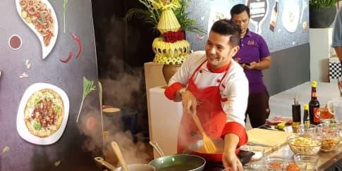 Cita Rasa ABC di Ubud Food Festival 2018