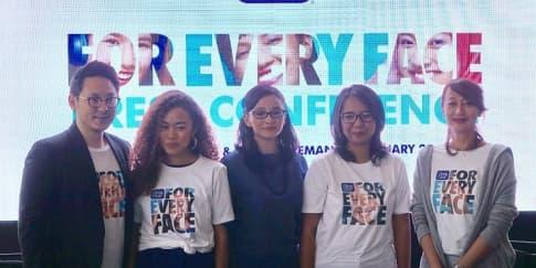 Clean & Clear Adakan Kampanye #ForEveryFace