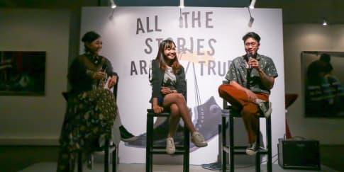 'Converse Chuck Stories', Ada Cerita di Setiap Sneakers