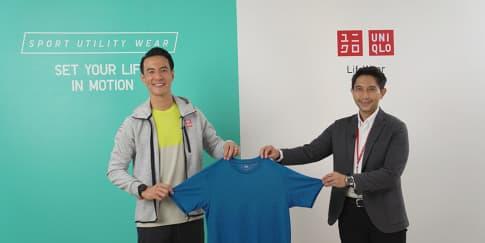 Daniel Mananta Brand Ambassador Pertama Uniqlo Indonesia