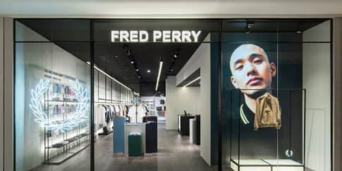 Konsep Baru Gerai Resmi Fred Perry di Plaza Indonesia