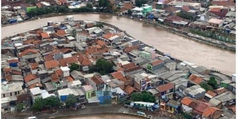 Daftar Posko Penerimaan Bantuan Banjir DKI Jakarta