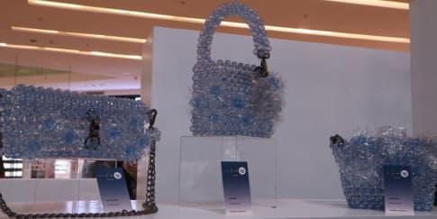 Deretan Aksesoris Unik yang Terbuat dari Plastik Bekas
