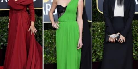 Deretan Busana Terbaik di Golden Globe Awards 2020