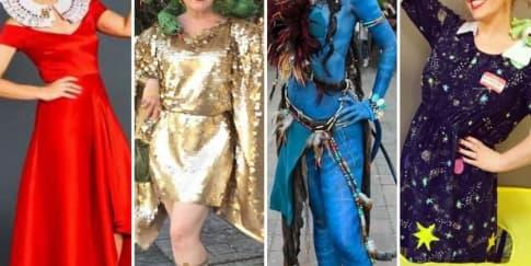 Deretan Kostum Halloween yang Bisa Jadi Inspirasi