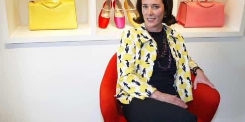 Desainer Kate Spade Meninggal Dunia Di Usia Ke-55 Tahun