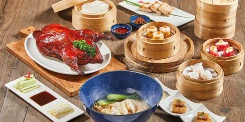 Dining Voucher di JIA Restaurant, Shangri-La Jakarta