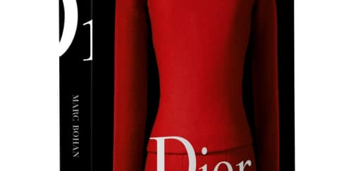 Dior Hadirkan Buku Dior By Marc Bohan