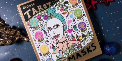 Dr Jart Hadirkan Masker Tarot of Masks