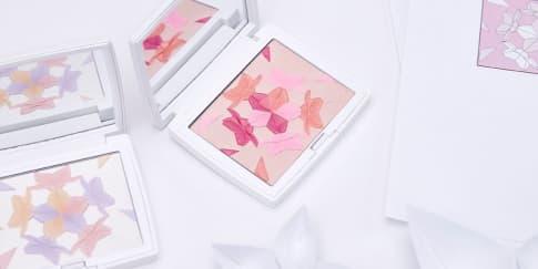 Dua Warna Baru Palet Diorsnow Blush N Bloom