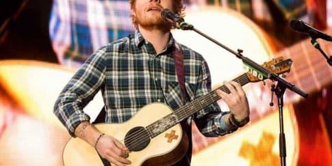 Ed Sheeran Berhenti Aktif di Twitter