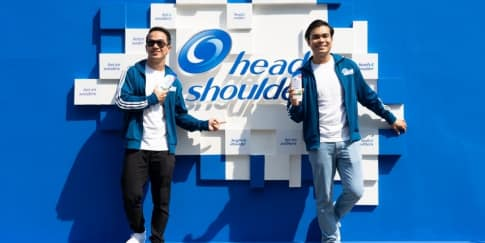 Edisi Terbatas Salah Ejaan Head & Shoulders Joe Taslim