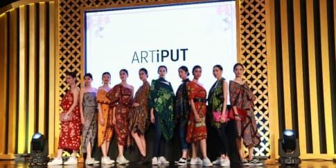 Eksotika Batik Madura di Pesona Batik Wastra Nusantara