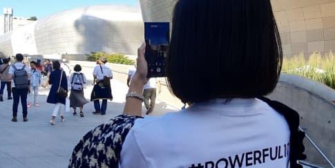 Eksplorasi Korea Selatan Dengan Samsung Galaxy Note 10+