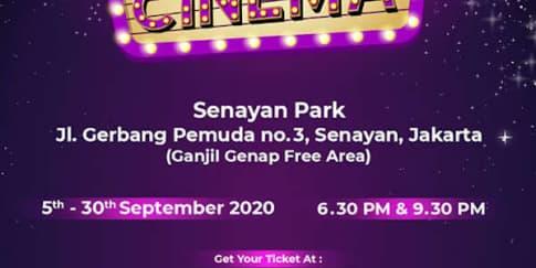 Skylight Cinema - Senayan Park