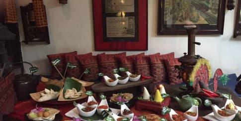 Festival Sambal Nusantara di Restoran Lara Djonggrang