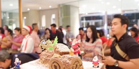 'Festive Season 2018', Natal ala Alila Jakarta