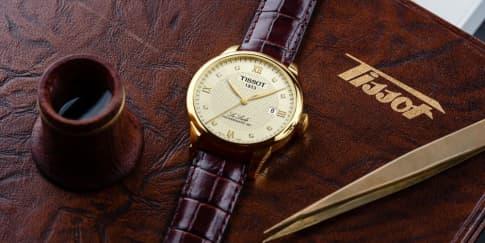 Gaya Elegan Koleksi Jam Tangan 'Le Locle' dari Tissot