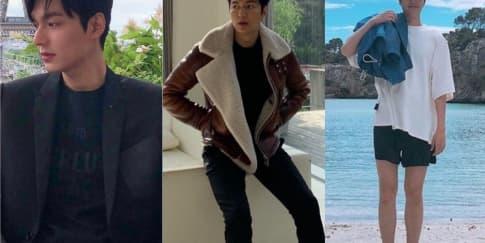 5 Gaya OOTD Agar Pasangan Terlihat Keren Seperti Lee Min Ho