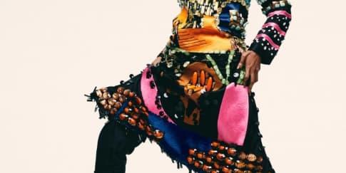 Gebrakan 6 Desainer di 'Contemporary Muslim Fashions'