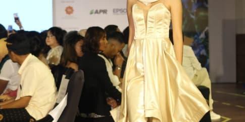 Gebrakan Peragaan Pembuka 'Bali Fashion Trend SS 2020'
