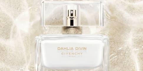 Givenchy Hadirkan Wewangian Dahlia Divin Eau Initiale