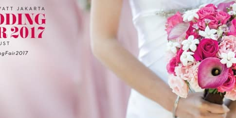 Grand Hyatt Jakarta Wedding Fair Datang Lagi